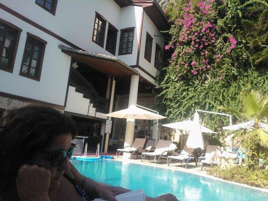 Dogan Hotel: Klein maar oh zo fijn!