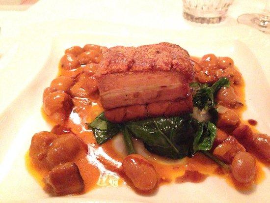 San Pietro Restaurant: The chorizo flavour was delicious