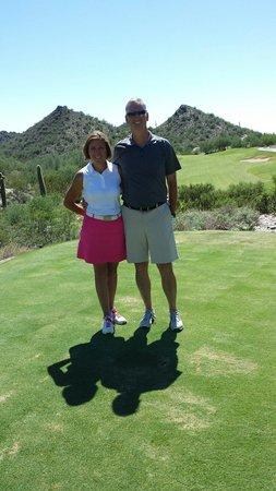 Quintero Golf Club: Awesome course.