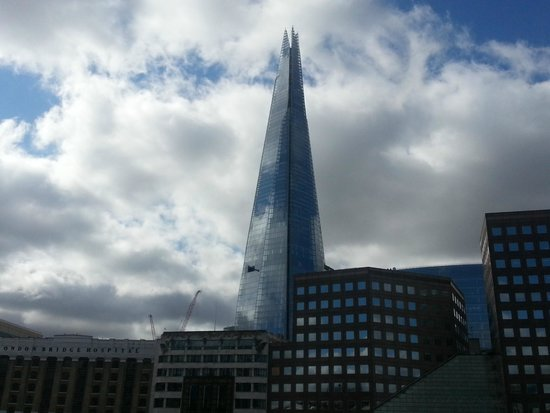 City Cruises: View of the Shard from the River Thames