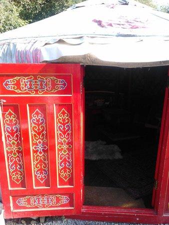Cae Wennol Yurts: Heddwych