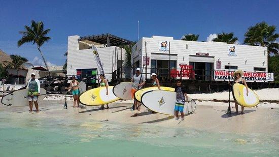 Playa Boardsports Kiteboarding & Paddleboarding School
