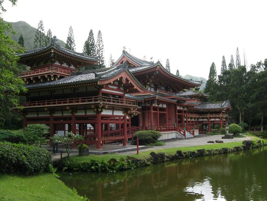 Valley of the Temples: Byodo-In Temple