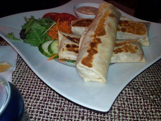 Restaurace U Houdku: Fajitas