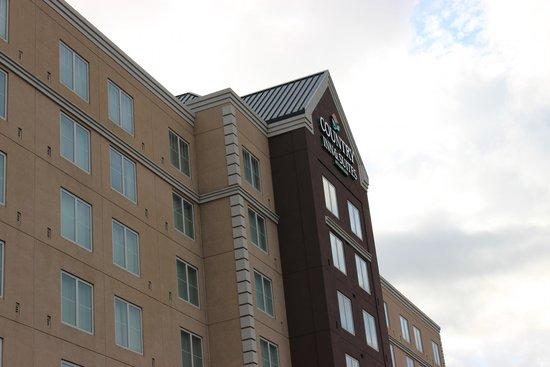 Country Inn & Suites by Radisson, Newark Airport, NJ: Entrada