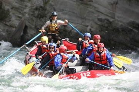 Photo of Mount Robson Whitewater Rafting Co.