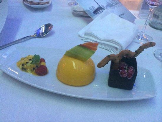 Hilton Munich Airport: Dessert