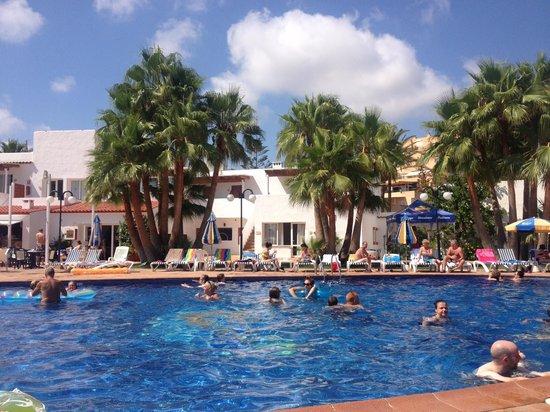 Sirenis Hotel Club Siesta: pool area