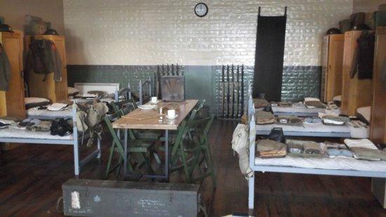 Crownhill Fort : Period Barracks