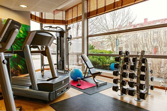 Scandic Molndal: Scandic MLndal ,Gym