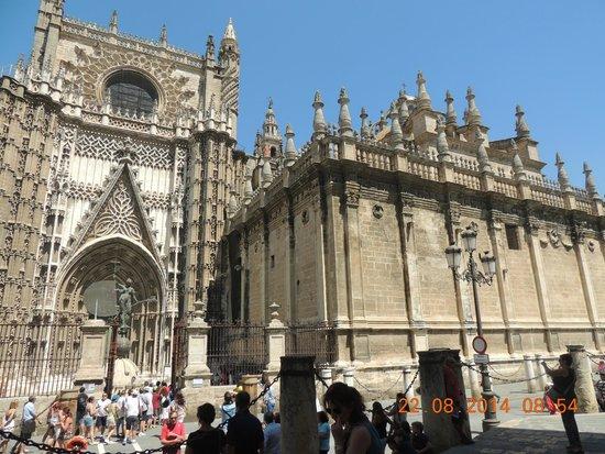 Catedral de Sevilla: 1
