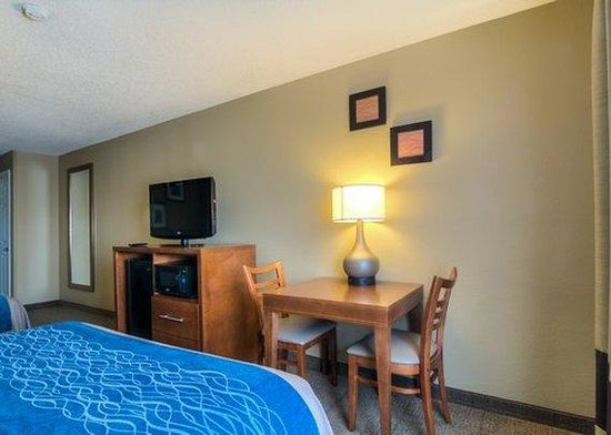 Comfort Inn Gurnee : Double Queen