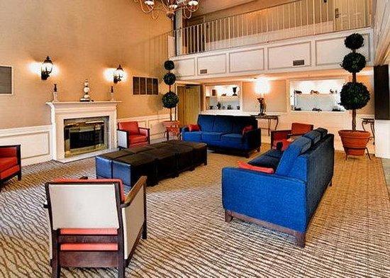 Days Inn Williamsburg Historic Area : Lobby