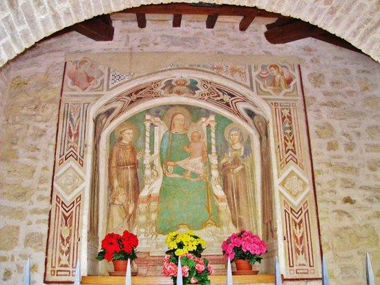 San Damiano: Esterno