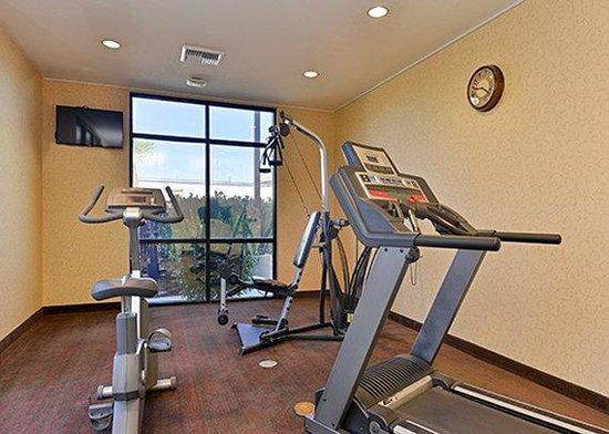 Comfort Inn & Suites Las Vegas: Gym