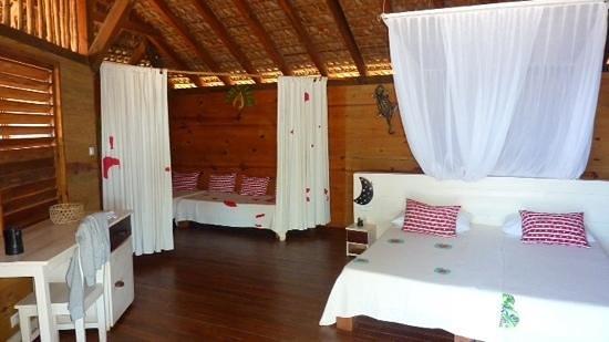 Anjiamarango Beach Resort: bungalow