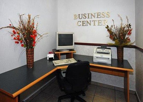 Comfort Suites Vancouver: WAIBsctr