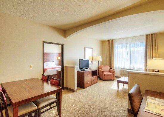 Comfort Suites: Presidential Suite