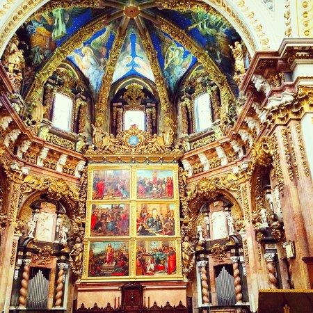 Valencia Cathedral : Очень красиво