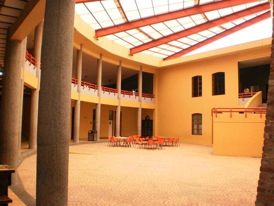 Museo de los Ninos : Parte central do Museu de Los Niños