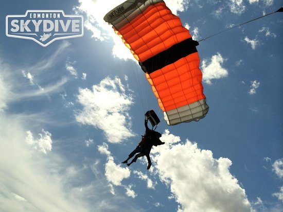 Westlock, Canada: Tandem Skydive