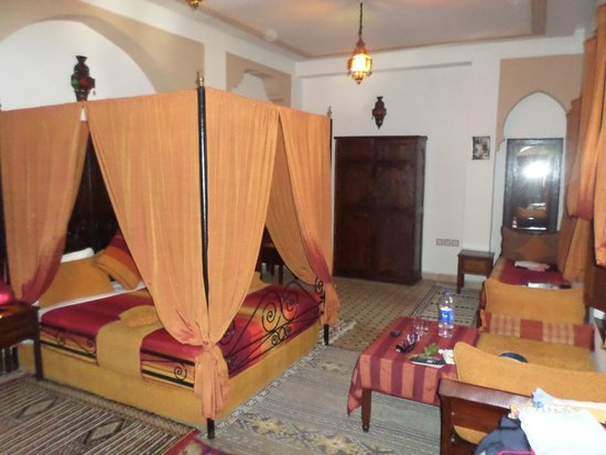 Riad Ahlam: Suite
