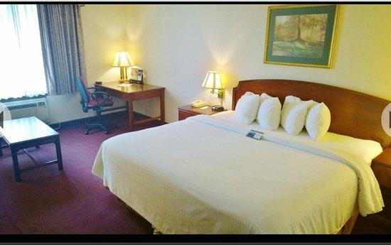 Baymont Inn & Suites Normal Bloomington: King Bedroom