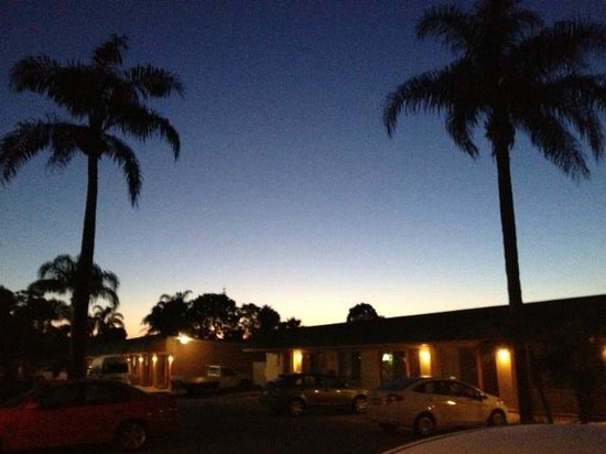 "Comfort Inn Bel Eyre Perth: ""Hotel California?"""