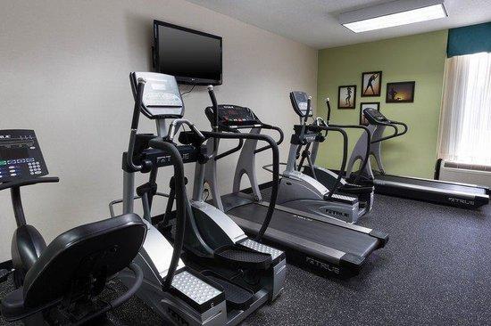 Drury Inn & Suites St. Louis Southwest: Fitness Center