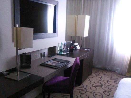 Pullman Montpellier Centre : Chambre deluxe