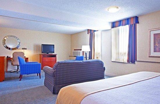 Holiday Inn Chicago Elk Grove: Executive King Room in Elk Grove near Bensenville