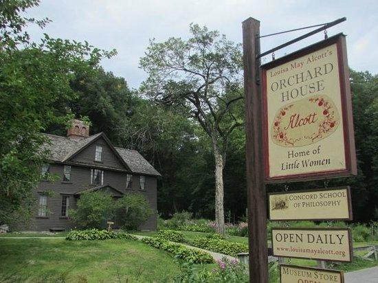 Liberty Ride: Orchard House