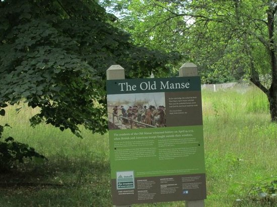 Liberty Ride: The Old Manse