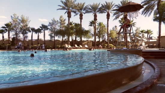Sunset Station Hotel and Casino: Bel aménagement de piscine