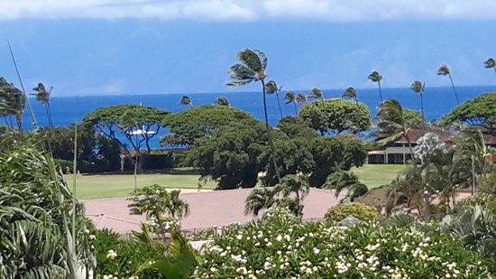 Maui Eldorado : View from our room