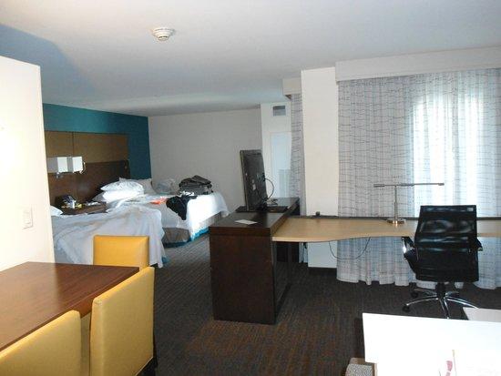 Residence Inn Denver Cherry Creek: bedroom