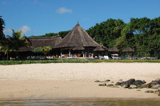 Tamassa : hotel de la plage