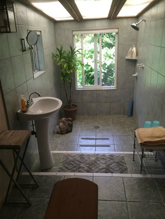 Volcano Garden Arts : Amazing bathroom