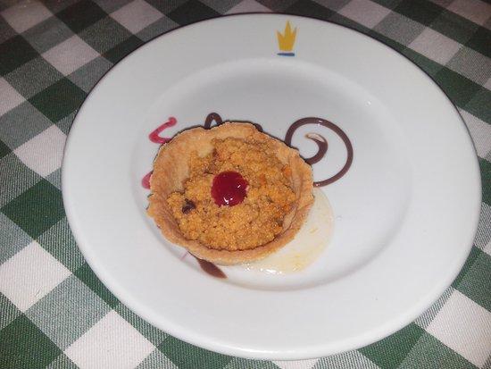 Caribe Club Princess Beach Resort & Spa : postre del restaurant dominicano