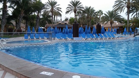 Hotel Dunas Suites and Villas Resort: Piscina principal