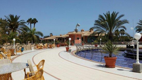 Hotel Dunas Suites and Villas Resort: Zona de recepcion
