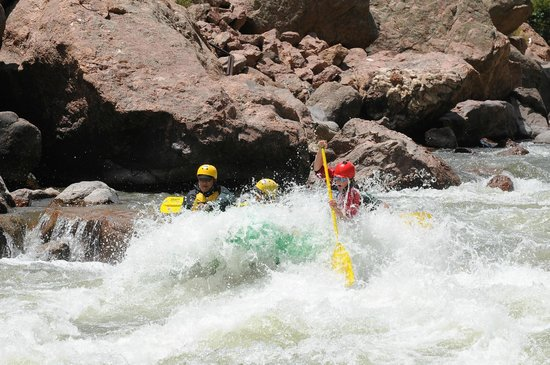 Wilderness Aware Rafting: What a BLAST!