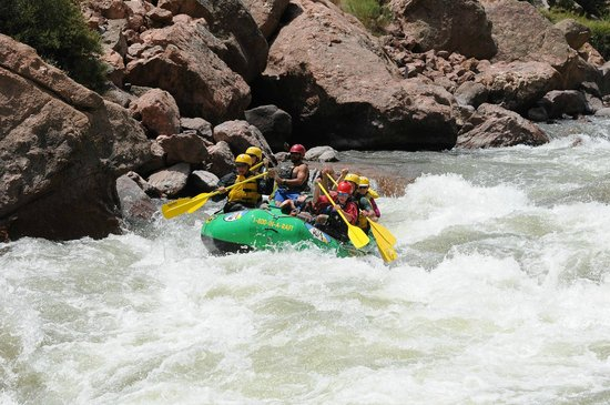 Wilderness Aware Rafting: Royal Gorge Class 5 Section