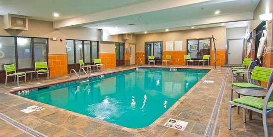 Holiday Inn Opelousas: Indoor Swimming Pool