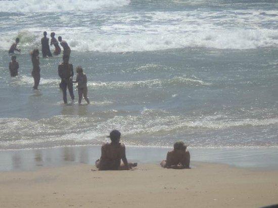 Praia de Futuro : Famílias na Praia do Futuro  |   Fortaleza, CE