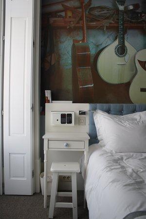 LX Boutique Hotel: foto do quarto standart