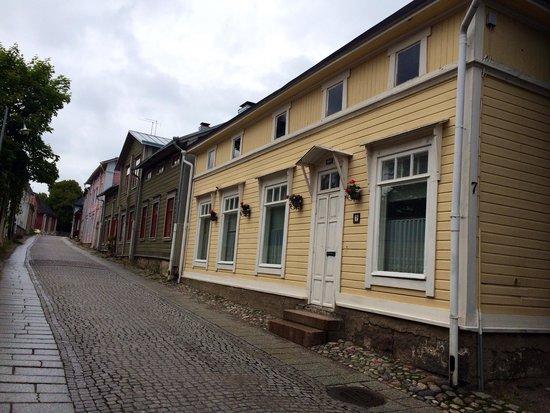 Porvoo Old Town: Street