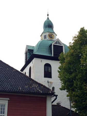 Porvoo Old Town: Chiesa