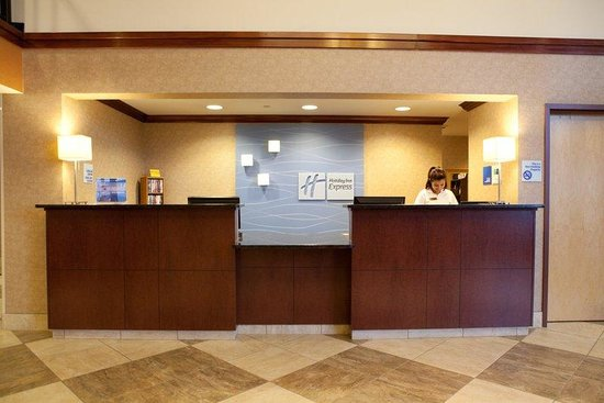 Holiday Inn Express Hotel and Suites Richland: Hotel Lobby