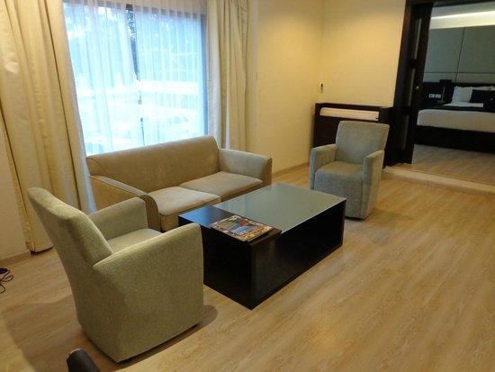 Habitacion hotel Oro Verde Cuenca